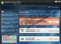 Antivirus PRO 2015