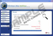 Windows Atlas AntiVirus