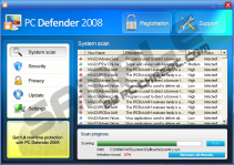 PC Defender 2008