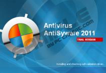 AntiVirus AntiSyware 2011