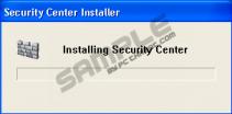 Fake Security Center